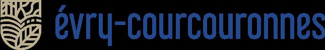 Logo de ville d'Evry Courcouronnes