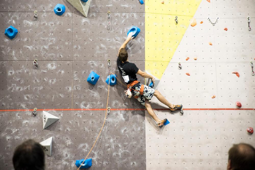Flo, 2ème au classement de la compétition, en finale